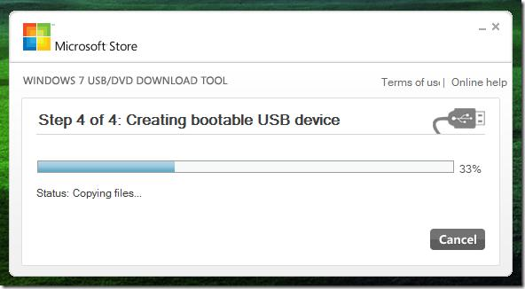 bootable usb maker
