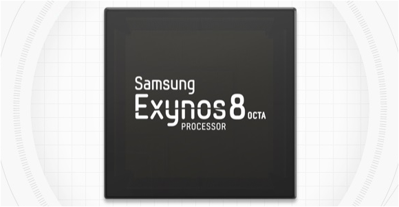 New Samsung Exynos 8 New Generation Mobile SoC [infographic]