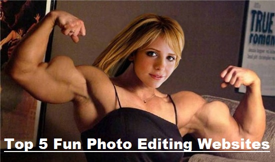 Top 5 Fun Photo Editing Websites and Online PhotoShop Software