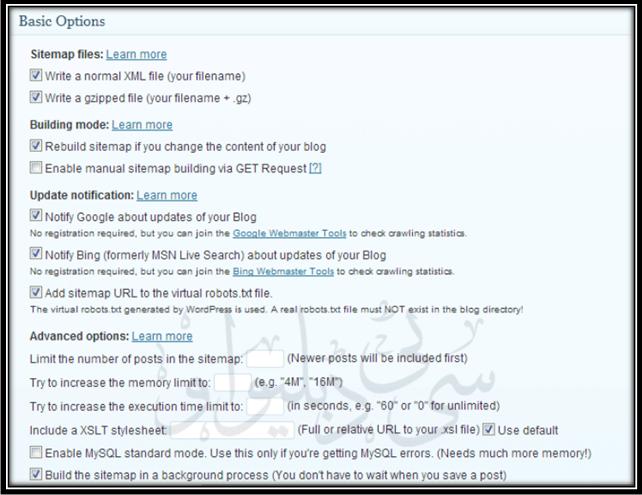 Google XML Sitemap 2