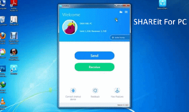 7 Simple Steps to Download SHAREit for PC