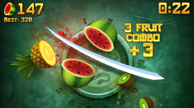 "Fruit Ninja: The journey of Fruit Ninja and how fans have become ""the"" Ninja Addicts"