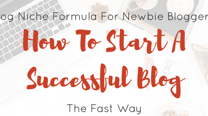 How to Start a Successful Blog [in Just 5 steps]