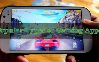 The Most Popular Type of Gaming Apps 2017