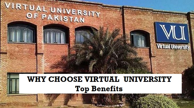 Top 30 Benefits of Studying from Virtual University – Students Survey