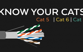 Difference between Cat 5 Cat 6 and Cat 7 Cable