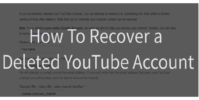 How I Recovered Our YouTube Channel TOPITWORLD Complete YouTube Channel Recovery Process Explained